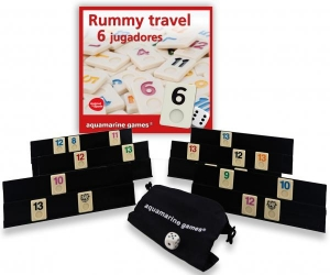 TRAVEL RUMMY 6 PLAYERS