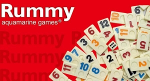 RUMMY AQUAMARINE 4 PLAYERS